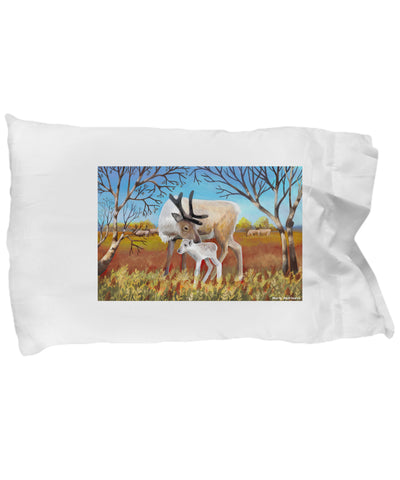 Pillow Case - Pillow From Lapland