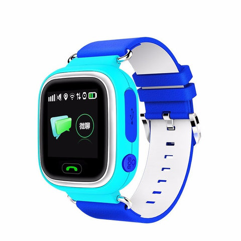 GPS Child Smart Safety Watch