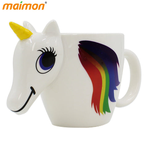 Charming Color Changing Unicorn Mug!