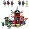 Image of Eucational Toys for child and gift Compatible with legoing ninjagoes