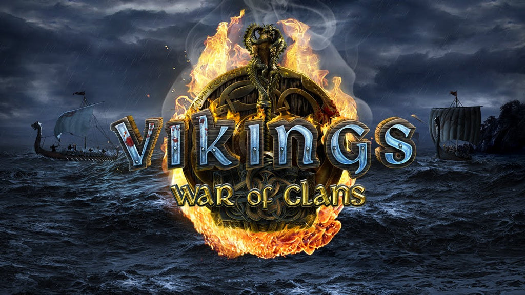 Vikings War Of Clans - Plarium's Piece Of Art