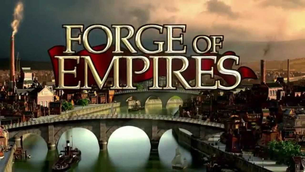 Forge Of Empires - Old But Very Good!