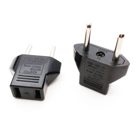 European EU Travel Plug Adapter