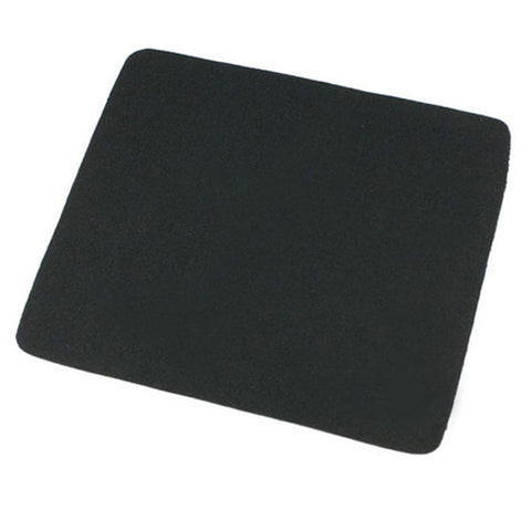 Black New 22x18cm Universal Mouse Pad