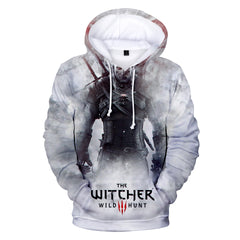 Brand New The Witcher 3 Hoodies