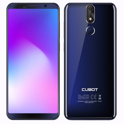 Cubot Power 4G 6000mAh 6GB +128GB