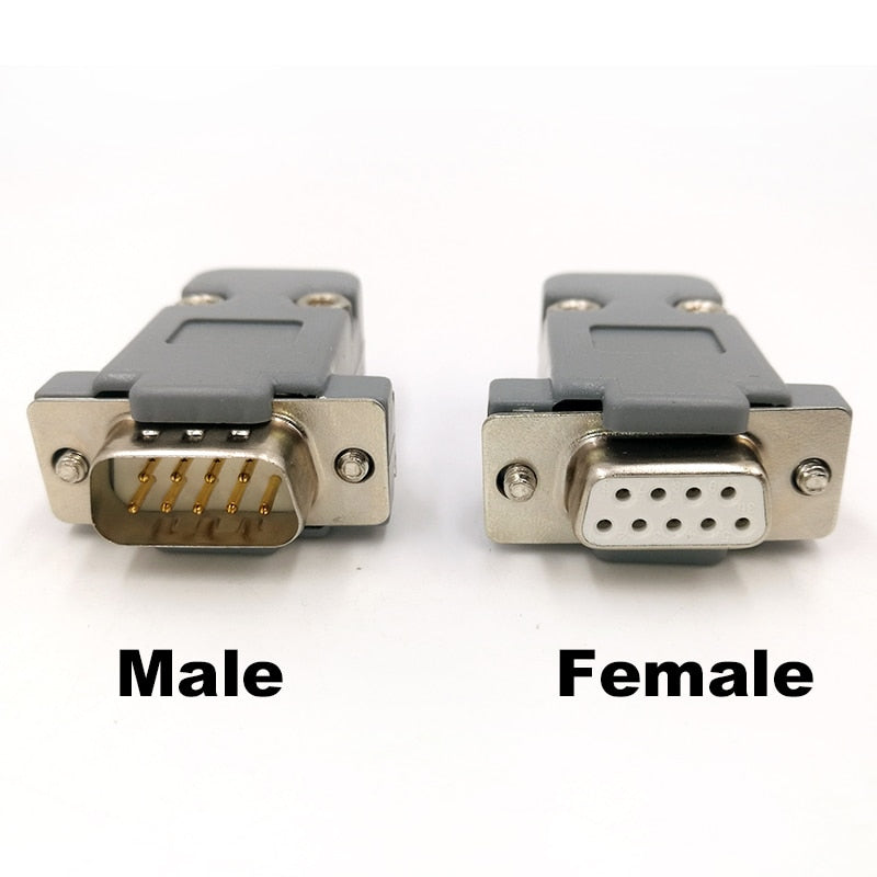DB9 d-sub connectors