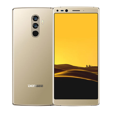 "DOOGEE Mix 2 6.0"" 6GB 64GB Unlocked"