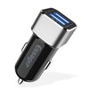 Dual USB Fast Car Charger Adapter
