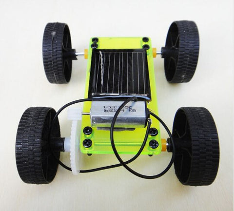 Mini Solar Powered Toy Gadget
