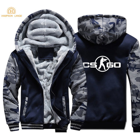 2019 Winter Hot Sale Camouflage Hoodies