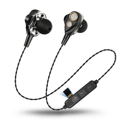 Four Speakers 6D Bluetooth Earphones