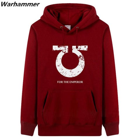GAMER Awesome Hoodies Men Warhammer