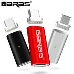 Magnetic Micro USB Mobile Adapter