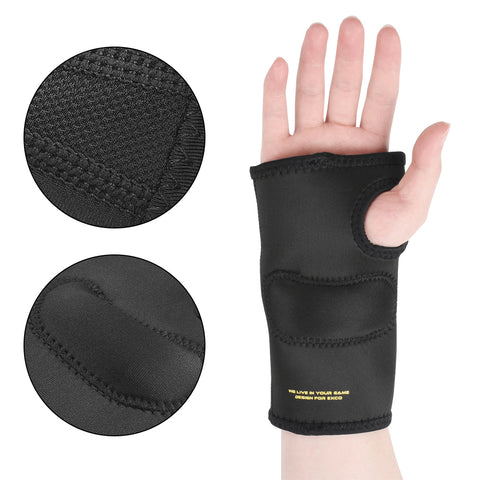 Professional Ergonomic Gaming Wrist Gloves