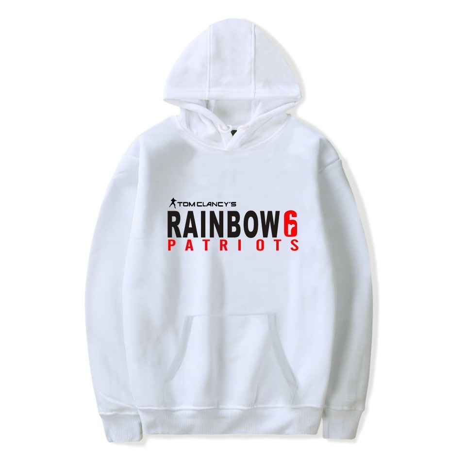 Rainbow Six Siege FPS Hoodie Patriot