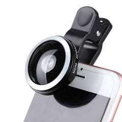 235 Degree Super Fisheye Mobile Camera Lens