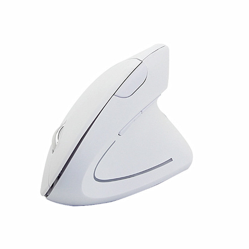 Wireless Vertical Optical Mouse 1600DPI