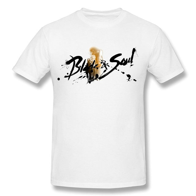 Men's MMORPG Blade And Soul T-shirt