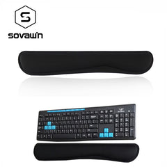 Soft  Sponge Wrist Rest For Keyboard