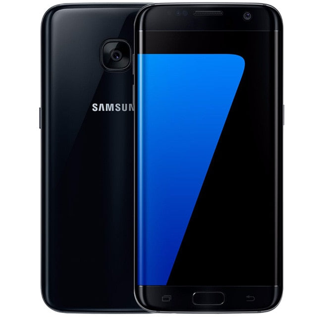 Original Unlocked Samsung Galaxy S7 Edge 4GB RAM 32GB