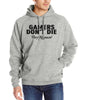 GAMERS DON'T DIE Men's Sweatshirt