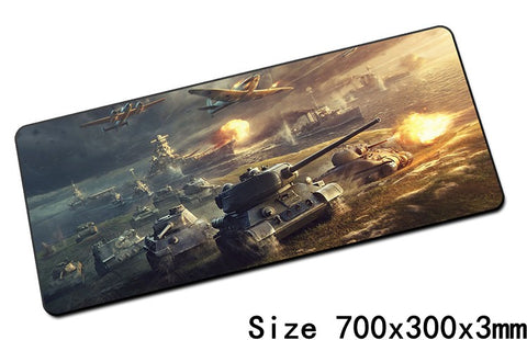 World of Tanks Mouse Pad 700x300x3mm