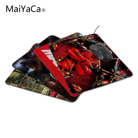 Deadpool Marvel lovers Mouse Pad