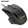 TeckNet Programmable LED Mouse