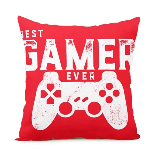 Geek Throw Pillow Covers 2 Sides