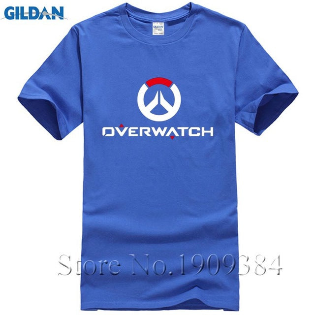 OVERWATCH Men's Fashion T-Shirt
