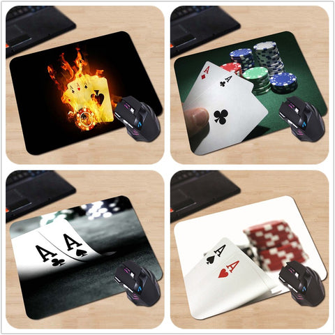 Texas Holdem Mouse Pad 250x290x2mm