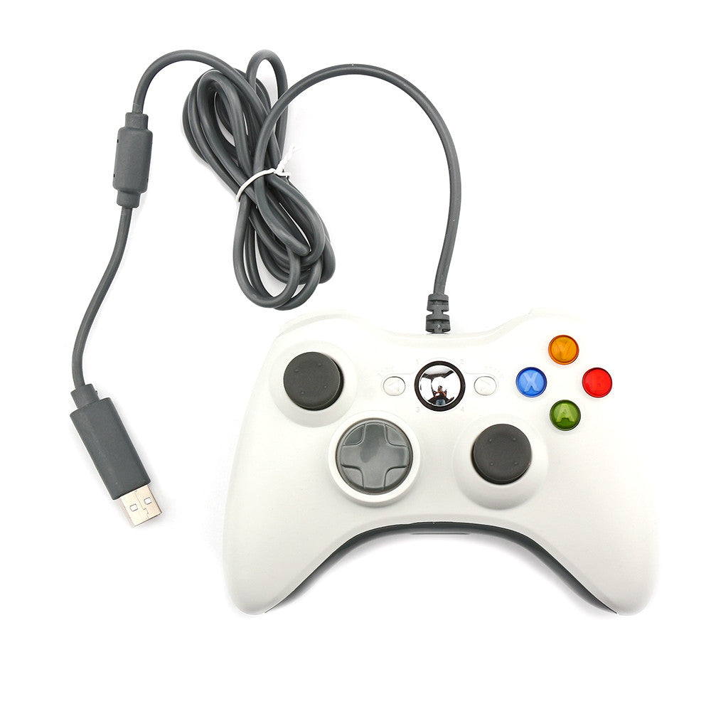 Simple Wired Controller Dual-vibration Gamepad