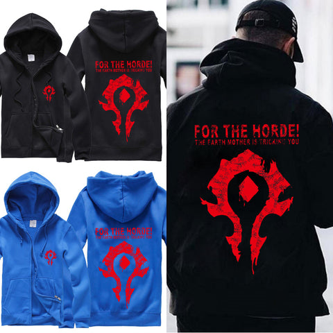 World of Warcraft Men's Cotton Jacket