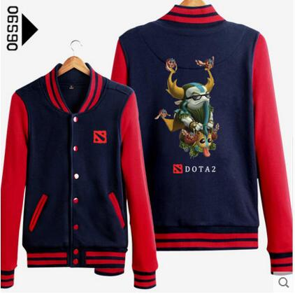 Men's Gamer Casual Sportwear Top Coat
