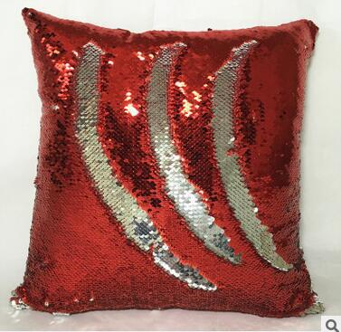 Hot DIY Tone Glitter Pillows