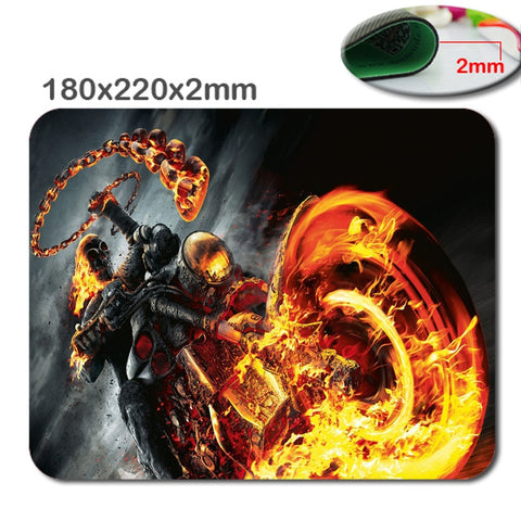 Ghost Rider Gaming Mouse Pad