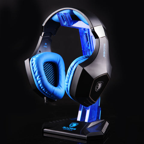NEW Gaming Cradle Headset Stand