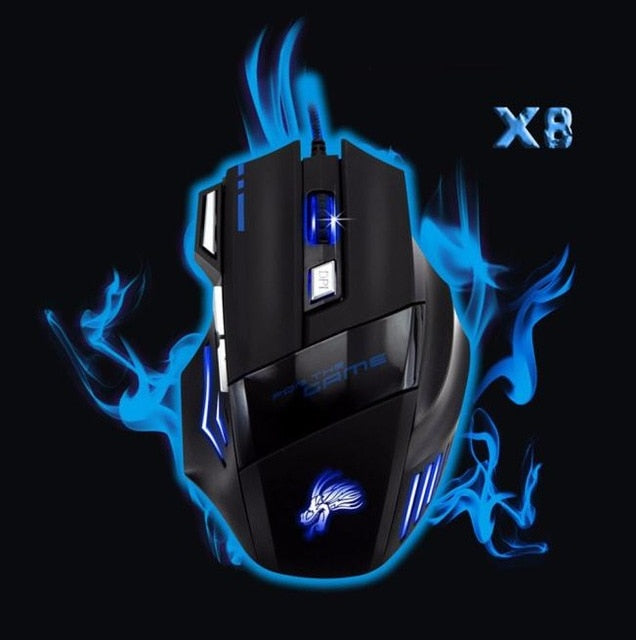 7 Button Professional Gaming Mouse