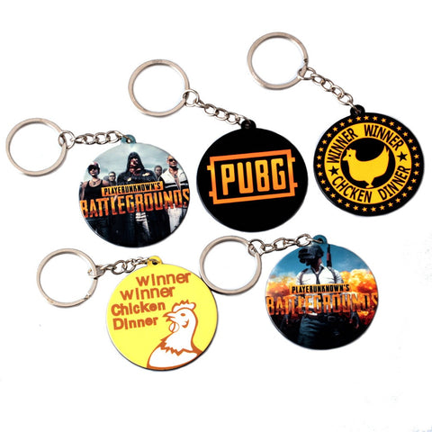 PUBG Special Key Chains