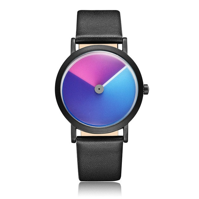 Unique Minimalist Creative Geek Watch