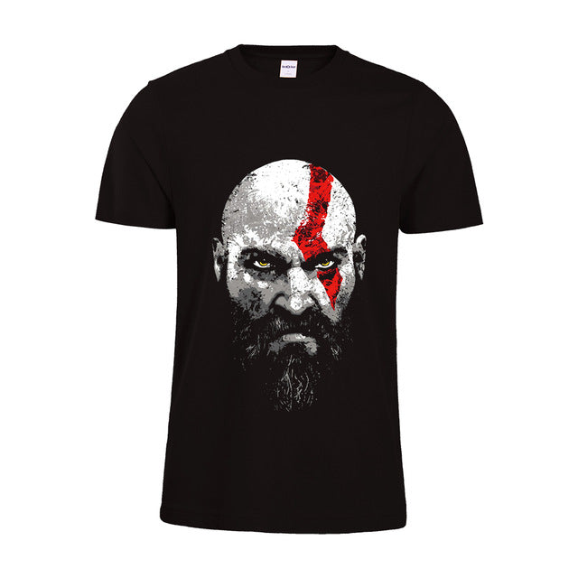 2019 God Of War Men's T-Shirt