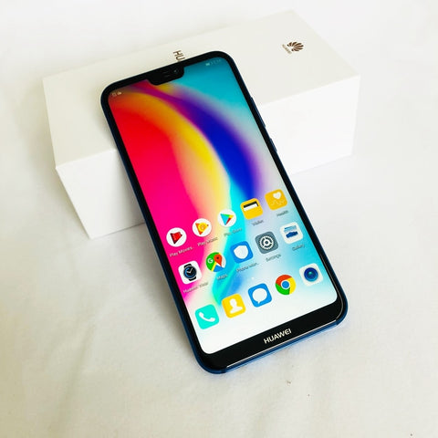 Huawei P20 Global Lite Firmware