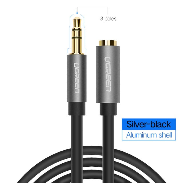 Ugreen Jack 3.5 mm Audio Extension Cable