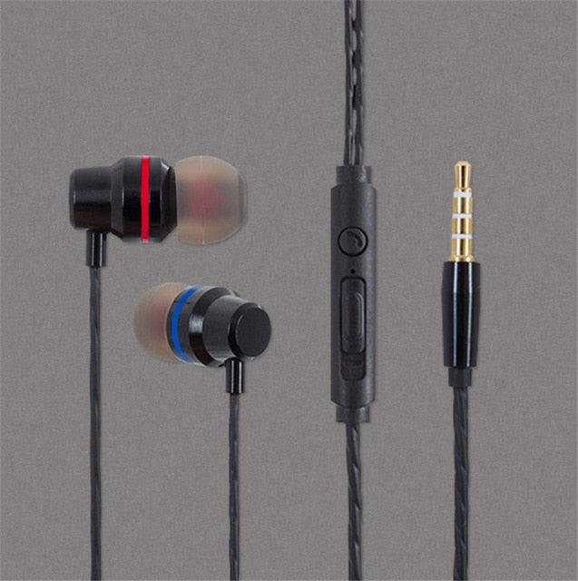 Sport Professional Metal Earphone