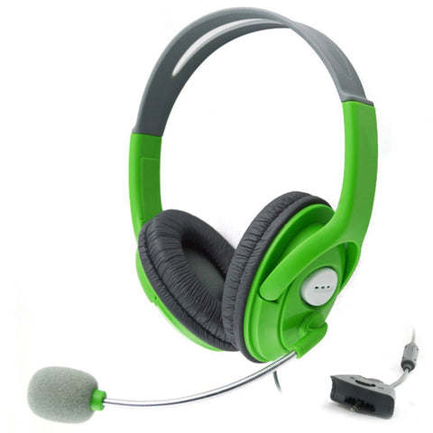 Gaming Headset + Adjustable Microphone