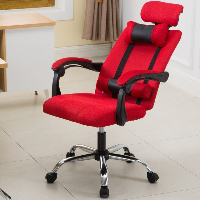 Adjustable Ergonomic Gaming Armchair