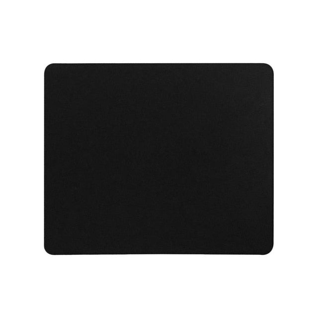 Black Universal Mouse Pad