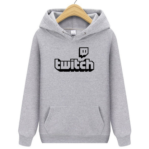 NEW 2019 Twitch Unisex Hoodies