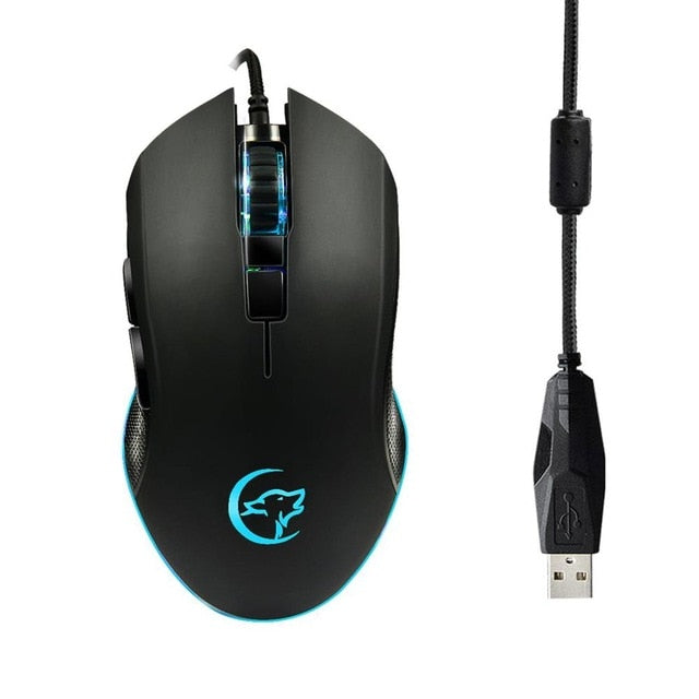 Beautiful Wired Gaming Mouse